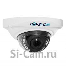 SC-HSW806f IR Купольная уличная антивандальная AHD видеокамера