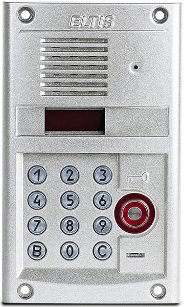 Вызывная видеопанель DP300-TDC22 (9007)