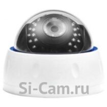 SC-DS800V IR Купольная внутренняя IP видеокамера