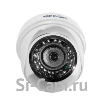 SC-DS204F IR Купольная внутренняя IP видеокамера