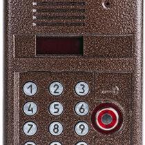 Вызывная видеопанель DP400-TDC22 (медь)