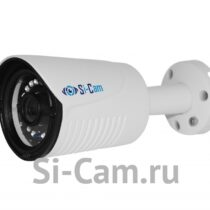 SC-101FM IR Цилиндрическая уличная IP видеокамера