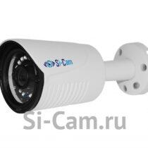 SC-201FM128 IR Цилиндрическая уличная IP видеокамера
