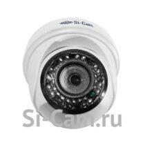 SC-DS404F IR Купольная внутренняя IP видеокамера