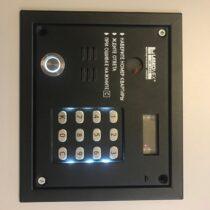 Вызывная видеопанель AO-3000 VTM с мех.клавиатурой