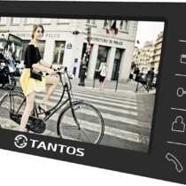 Монитор видеодомофона Amelie - SD (Black) XL