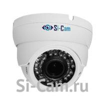 SC-DS502V IR Купольная уличная антивандальная AHD видеокамера