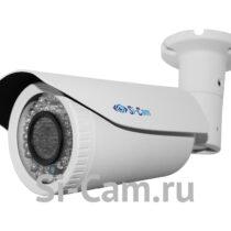 SC-DS401V AF IR Цилиндрическая уличная IP видеокамера4 Mpx с варифокальным моторизированным объективом