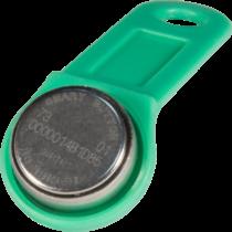 Ключ Touch Memory TM1990A iButton TS (зелёный)