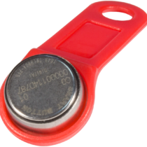 Ключ Touch Memory TM1990A iButton TS (красный)