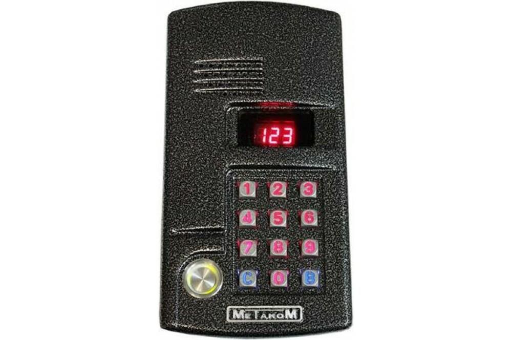 Вызывная аудиопанель MK2003.2-TM4E Блок вызова аудио