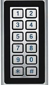 Кодонаборная клавиатура TS-KBD-EM-IP66 Metal